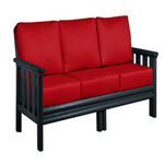 Stratford Deep Seat Sofa Black #14