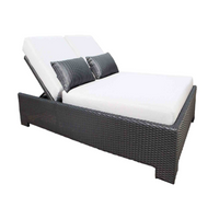 Chorus Square Outdoor Daybed