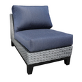 Tribeca Sectional Slipper Chair