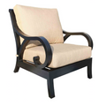 Milano Deep Seat Lounge Chair