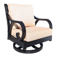 Milano Lounge Swivel Rocker Chair