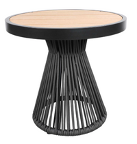 "Cove 24"" Round Side Table"