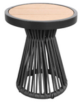 "Cove 16"" Round Side Table"