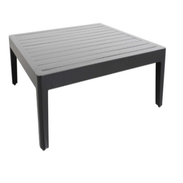 "Ibiza 37"" Square Coffee Table"