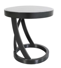 "Element 16"" Round Side Table"