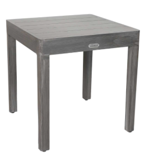 "Current 22"" Square Side Table"