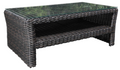 "Pacific 42"" x 24"" Rectangular Coffee Table"