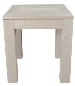 "Chateau 21"" Square Side Table"