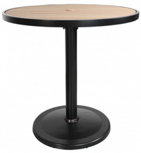 "Kensington 42"" Round Pedestal Balcony Table"