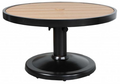 "Kensington 32"" Round Pedestal Coffee Table"