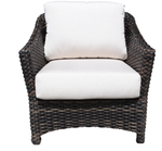 Severn Deep Seat Lounge Chair Front View