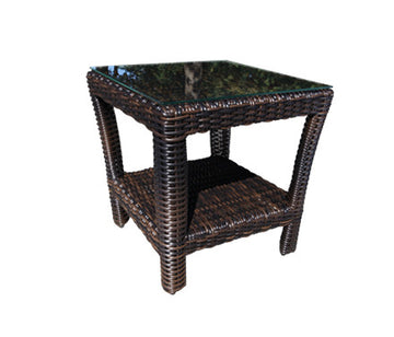 Severn Deep Seat Side Table by Cabana Coast