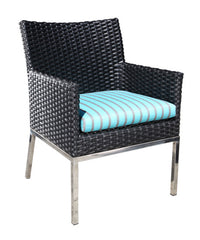 Sidney Dining Chair by Cabana Coast - Black