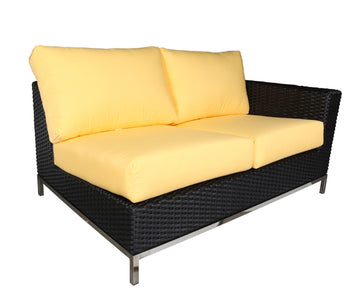 Sidney Sectional Right Modue by Cabana Coast - Black