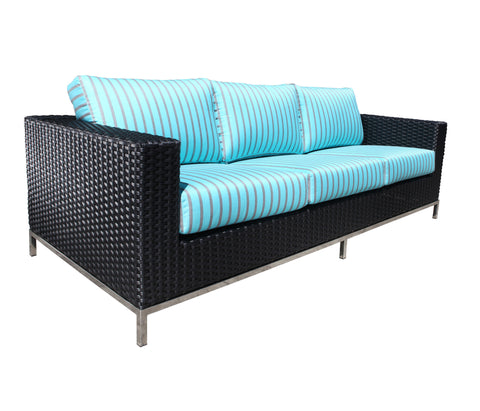 Sidney Outdoor wicker Sofa