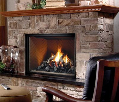 Marquis Direct Vent Fireplace - Solace