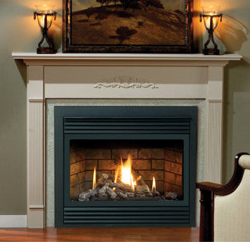 Marquis Direct Vent Fireplace - Solara | Patio Palace