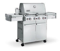 Weber Summit S470 Gas Grill Natural Gas