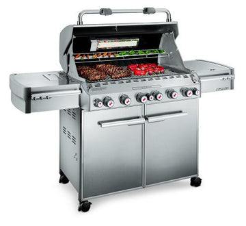 Summit S670 Gas Grill Natural Gas