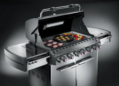Weber Summit S670 Gas Grill Natural Gas