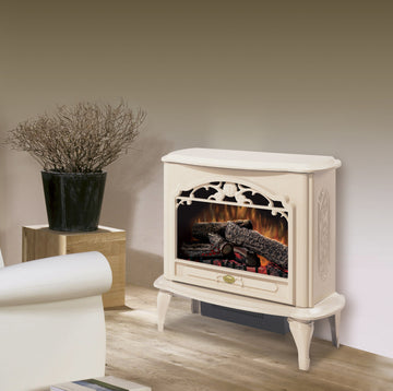 Celeste Stove Electric Fireplace