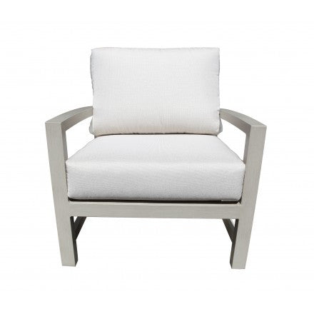 Cabana Coast Venice Deep Seat Lounge Chair Front View