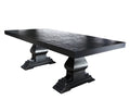 "Venice 84"" Dining Table by Cabana Coast - Dark Rum"
