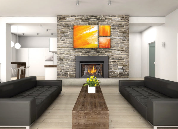 Napoleon Gas Fireplace Insert XIR3-1 Infra Red Series
