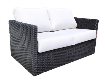 York Deep Seat Loveseat by Cabana Coast