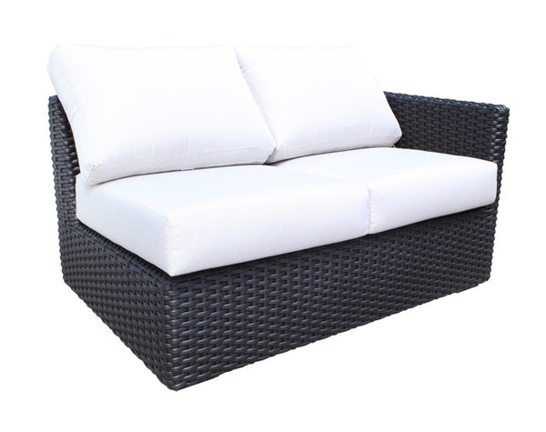 York Sectional Right Module by Cabana Coast - Black