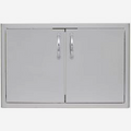 BLAZE 32 INCH DOUBLE ACCESS DOOR WITH PAPER TOWEL HOLDER  BLZ-AD32-R