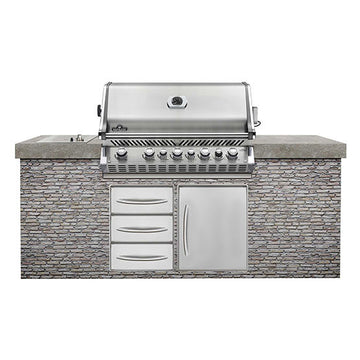 Napoleon Built In Prestige PRO665RB_SS-3 Gas Grill