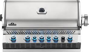 Prestige PRO665 Built In Gas Grill