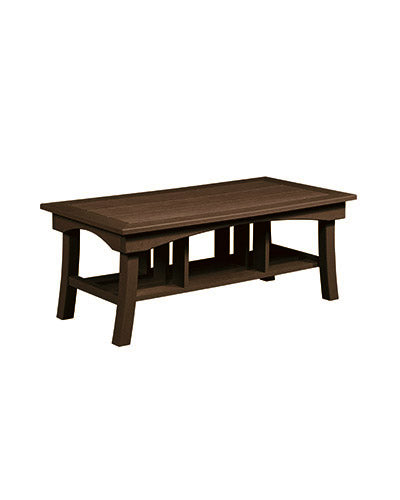 "Bay Breeze Coastal 49"" Coffee Table"