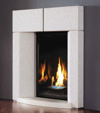Marquis Direct Vent Fireplace - Cove | Patio Palace