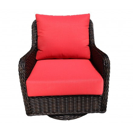 Dune Deep Seat Swivel Glider Front View