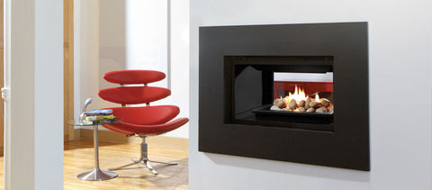 Marquis Direct Vent Fireplace - Gemini