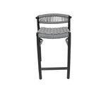 Cabana Coast Breezeway Balcony Chair. Rope Balcony Set