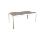 "Deco 71"" x 42"" Rectangular Dining Table"