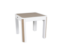 "Deco 22"" Square Side Table"