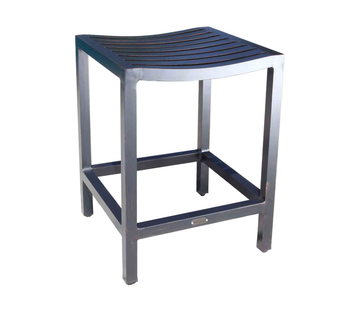 Mission Backless Balcony Stool