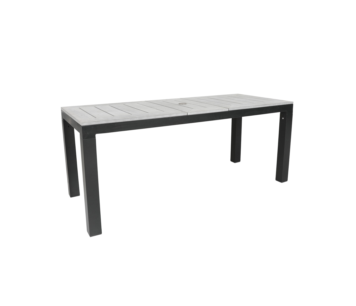 Skye 72 X 30 Rectangular Dining Table Patio Palace