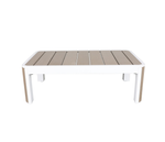 "Deco 43"" x 24"" Rectangular Coffee Table"