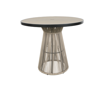 "Cove 48"" Round Bar Table"