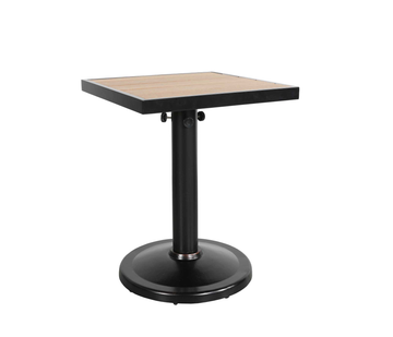 "Kensington 24"" Square Pedestal Dining Table"