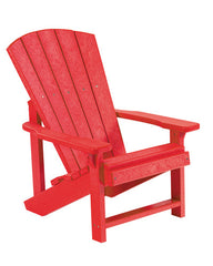Recycled Plastic Kids Original Adirondack Chair