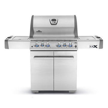 Napoleon LEX485RSIB-1 Gas Grill w/ Infrared Rear & Side Burner