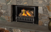 Valor Retrofire Insert Series Gas Fireplace - Log Set