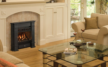 Senator Zero Clearance Gas Fireplace
