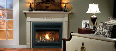 Marquis Direct Vent Fireplace - Solara